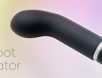 Fifty Shades of Grey Mini G-Spot Vibrator Review