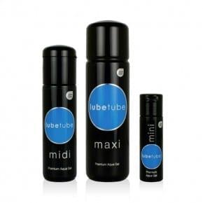 Premium aqua gel sizes