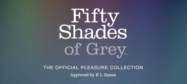 The Fifty Shades of Grey Sex Toy Range