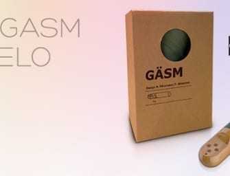 News : GӒSM the first ever 100% eco-friendly self assembly sex toy