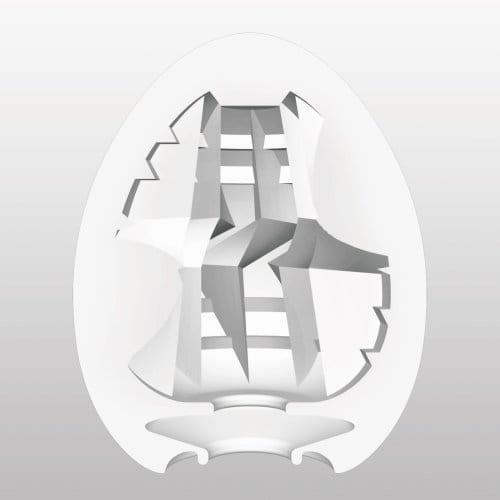 Digital representation of the internal ribs