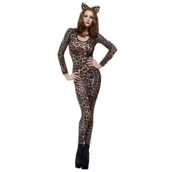 Fever Cheetah Print Bodysuit