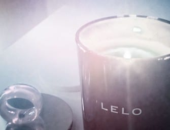 Review : Lelo Flickering Touch Massage Candle