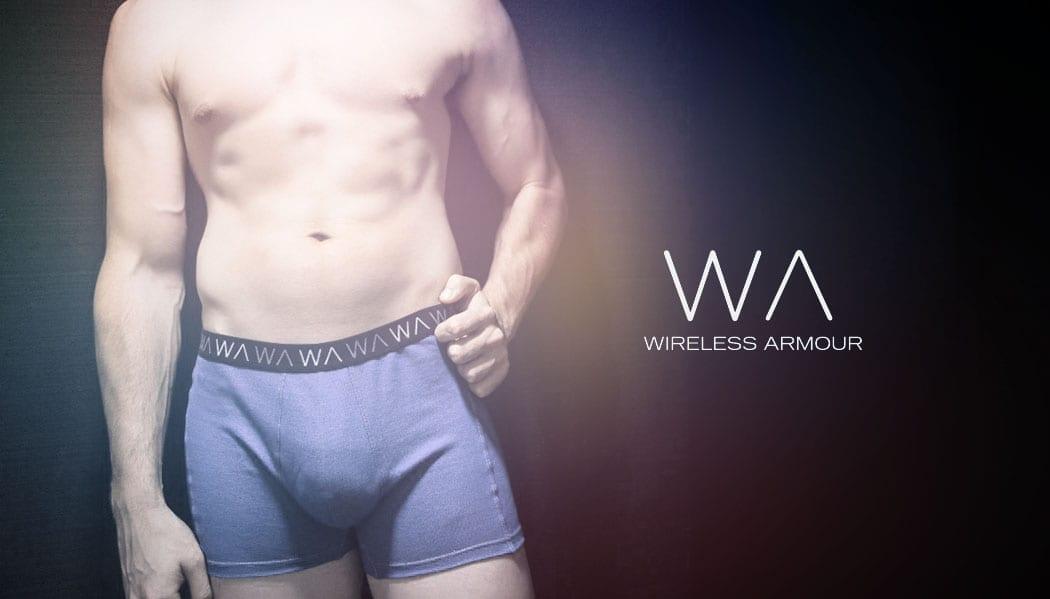 Wireless Armour: 'Smart, Wearable Tech'